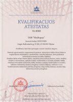 Medtopas kvalifikacijos atestatas